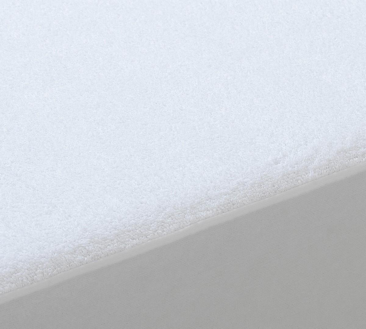 Protector de Colchón Rizo Aloe Vera Impermeable y Transpirable - Protectores de colchón