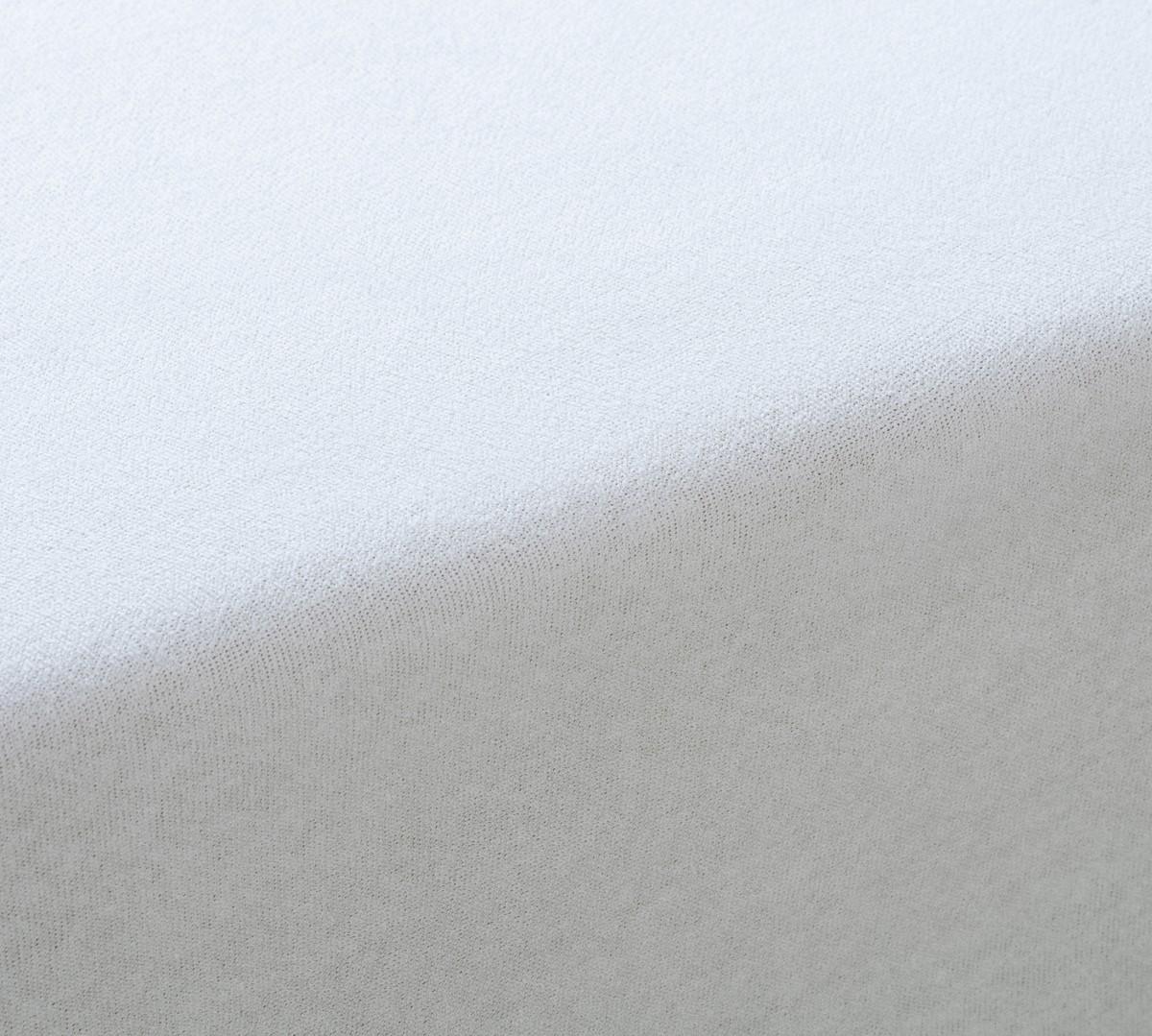 Funda de Colchón Rizo Elástico de Algodón - Fundas de colchón